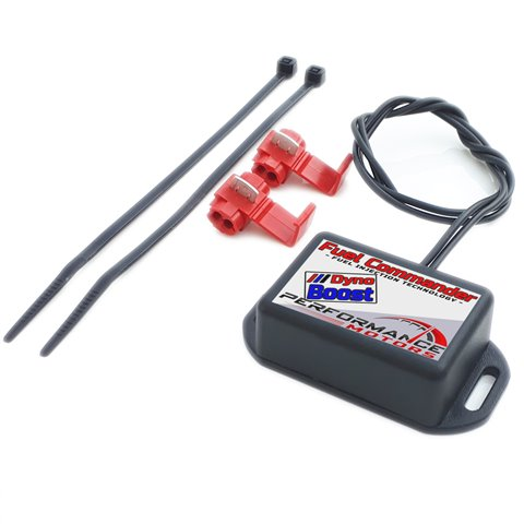 Boitier additionnel fuel commander moto scooter BMW F GS ROUGE PACK CONFORT 700cc