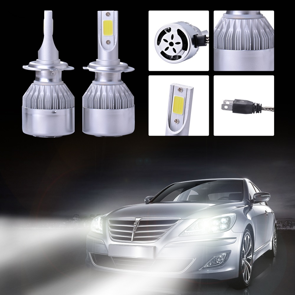 LED Phare de voiture Headlight KIT Ampoule H7